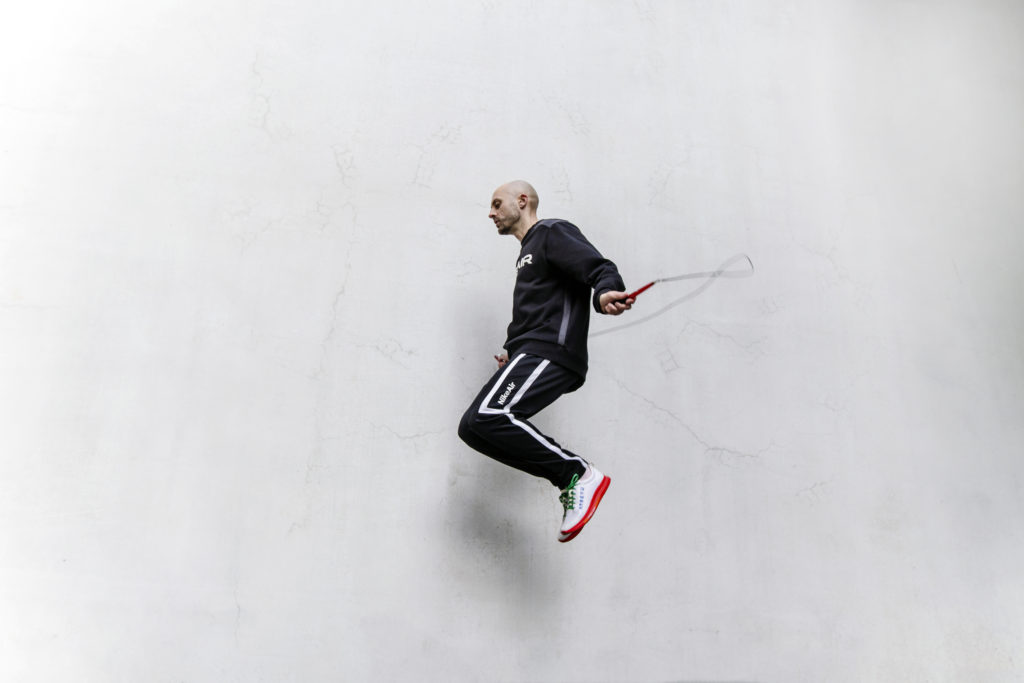 Jump Rope with Kjartan