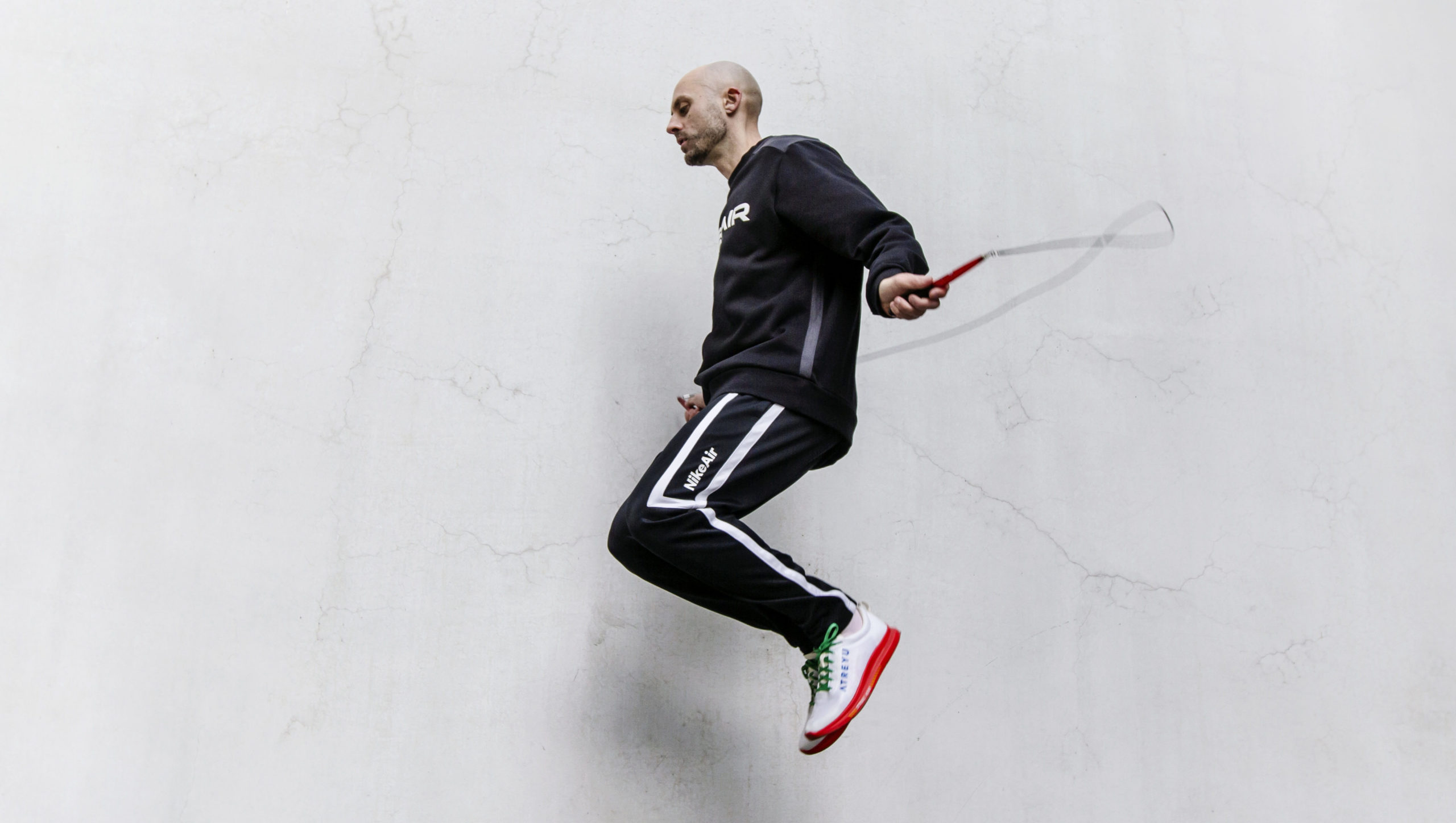 Kjartan Bjørkvold jump rope youtuber